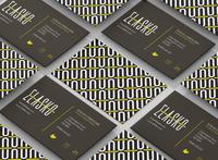Elasko Business card Design