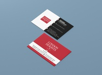 London Heights Business cards