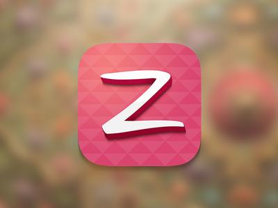 Zari app icon sari zari icon app ios