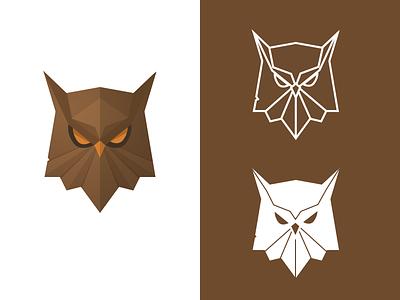 Owls icon owl