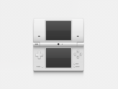 Nintendo DS gameboy dc icon device nintendo