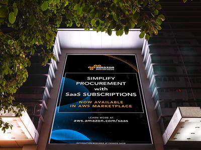 Reinvent Saas Digital Banner Exterior