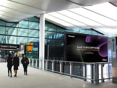 Reinvent Screen Digital Banners Interior