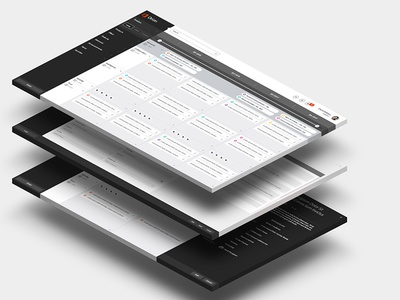 Orion Screen Interfaces
