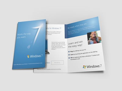Windows 7 Walk-through