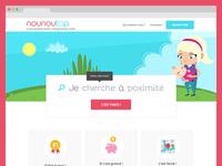 Nounoutop // Homepage