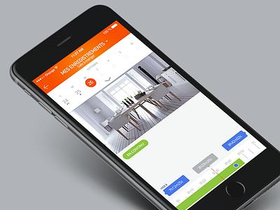 Kiwatch // Mes enregistrements ux ui seempl studio mobile paris freelance design app mobile application mobile application app