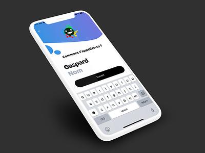Spycin // Name paris freelance iphone mobile ux ios app interface ui seempl studio