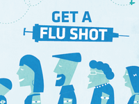 Flushot Graphic