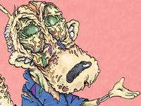Rocko's Zombie Life