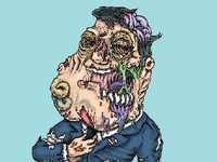 American Zombie Dad