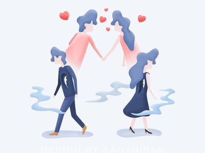 Heart & Love china boy