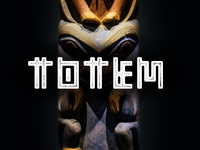 Totem | Adine Typeface