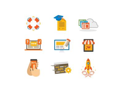 eZ Cms Icons
