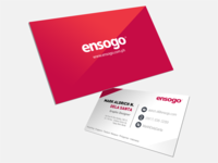 Ensogo Calling Card