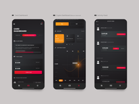 Crypto Wallet UI Template