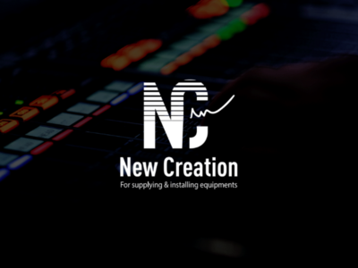 New Creation Logo Design