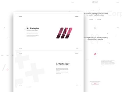 Web Design Concept - AAC