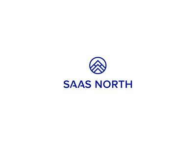 SaaS North logo redesign