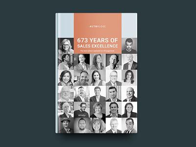 E-Book design e-book company brand modern creative ui simple typography design