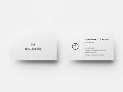 Logo design and business card icon modern art vector company identity brand typography illustration creative simple logo design