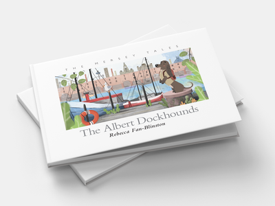 Illustrations for children's book wacom adobe illustrator photoshop creative modern simple book art design illustrations