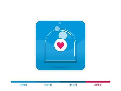 IconApp design logo vector illustrator ui iconapp