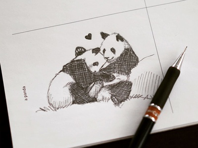 642 Things To Draw - Pandas