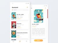 Book app - Bookshelf