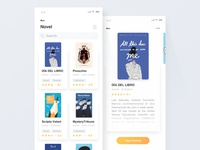 Book app - List1