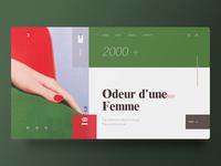 Website2-Odeur d'une Femme