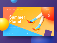 website4-Summer Planet