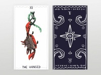 Tarot Card - XII The Hanged