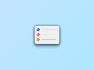 Reminders mobile design logo iphone ios apps home screen icon apple figma tasks ios 14 todo reminders ui design app app icons ios