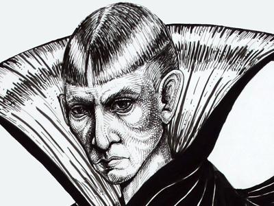 A perturbed vampire type.
