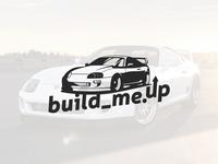 Toyota Supra Build Logo
