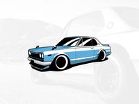 Nissan Skyline 2000 GTR