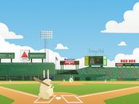 Boston illustration for Hopper