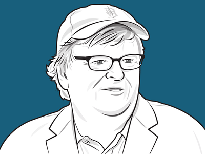 Michael Moore for Business Insider