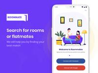 Roommate App