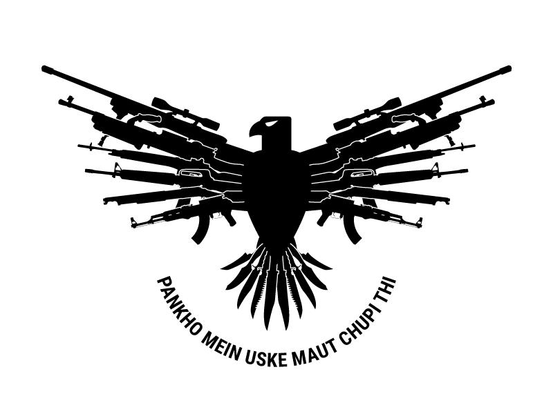 Haider - Pankh haider hamlet bollywood song bulbul bismil eagle weapons guns