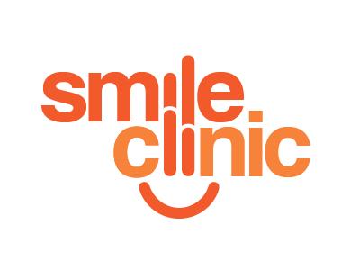 Smile Clinic Logo smile clinic logo design