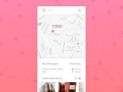 Day 20 — Location Tracker