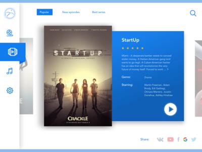 Day 25 — TV App