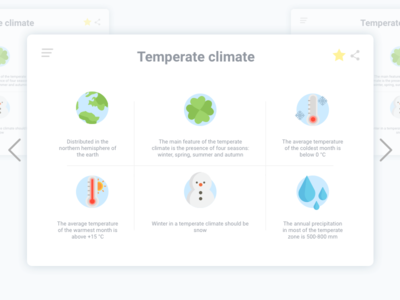 Info card nature icon free challenge daily ux ui sketch