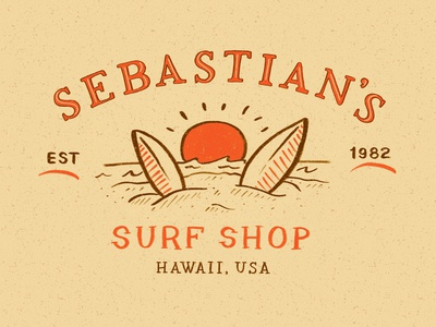 Sebastian's Surf Shop