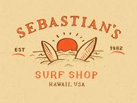 Sebastian's Surf Shop