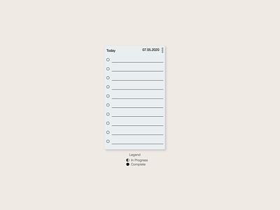 Analog analog design app ui