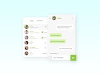 DailyUI #13 Direct Messaging