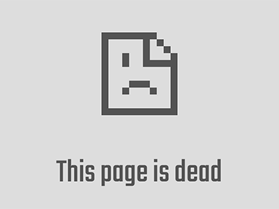 404 Dead Page